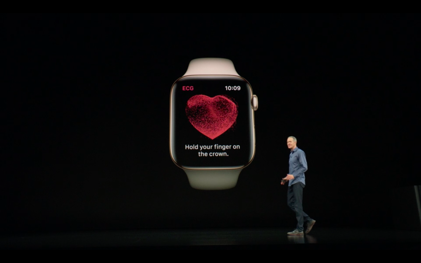 Nieuwe Apple Watch 4