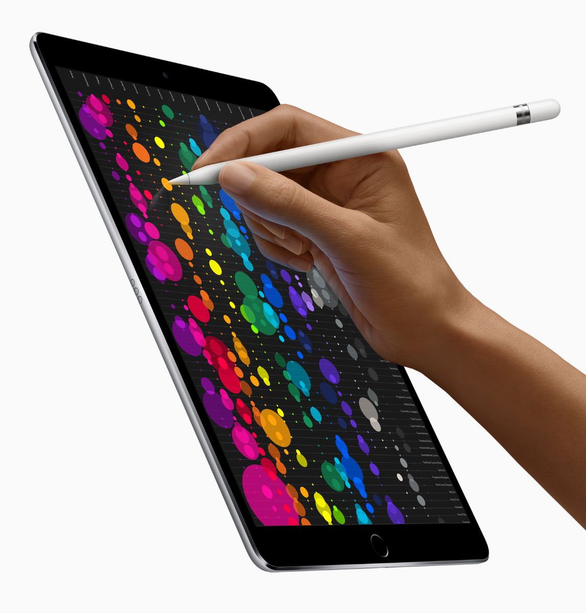 iPad Pro met Apple Pencil